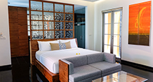 sun island boutique villas & spa room photo