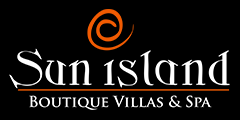 sun island boutique villas and spa logo